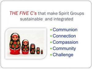 Five-cs